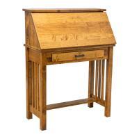 "32"" Amish Mission Secretary Desk"