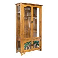 Greene & Greene Display Bookcase