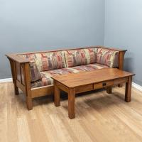 """48"""" Amish Mission Coffee Table"""