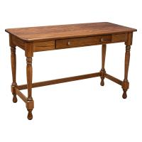Amish Traditional One Drawer Desk