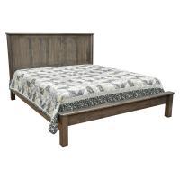 Smoke Gray Cunningham Bed