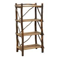 "24"" x 48"" Hickory Bookshelf"