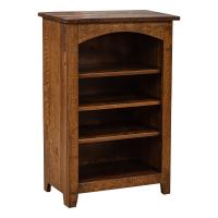 """24"""" x 36"""" Settlers Bookcase"""