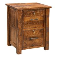 """24"""" Settlers Two-Drawer File Cabinet"""