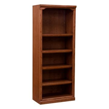 """24"""" x 60"""" Traditional Bookcase"""
