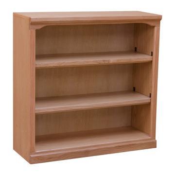 Traditional  36? x 36? Oak Bookcase