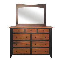 Sierra 9 Drawer Dresser