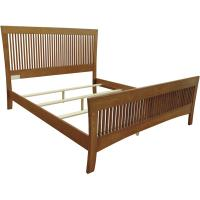 Amish Mission Carlyl Bed