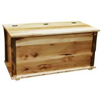 Hickory Blanket Chest
