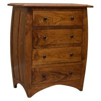 Hillsdale Traditional Four Drawer Chest