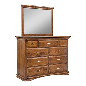 Solid Cherry Wood Summit Mule Dresser