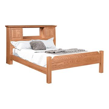 Scarbrough  Bookcase Bed