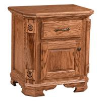 Southerndeluxe 1Drawer Nightstand