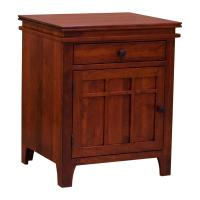 Spruce Cherry Night Stand