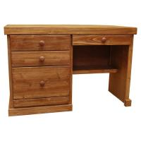 "46"" Traditional Pine Desk w/ 4-Drawers"