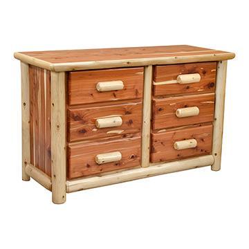 Lodge Pole Dresser