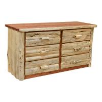 Rustic Lodge Dresser