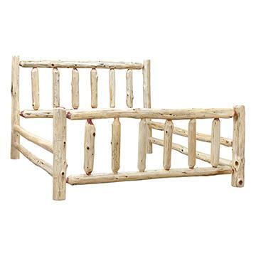 Lodge Pole Bed