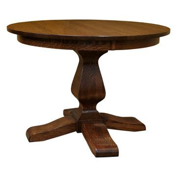 4c9c3e8a2938 Ashley 42 Inch Round Dining Table with Leaf