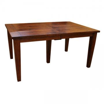"""42"""" x 60"""" Amish Frontier Dining Table w/ 4-Leaves"""
