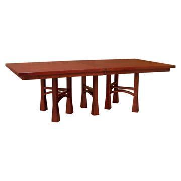 Madison Table w/ BreadBoard Top