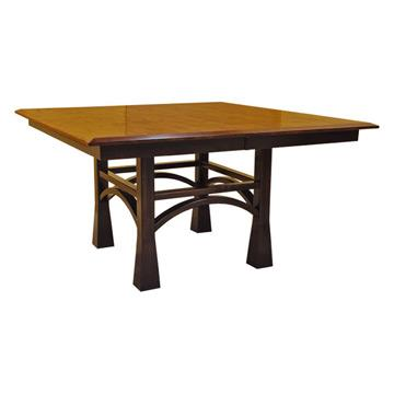 """54"""" Madison Maple Dining Table"""