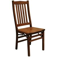 Amish Mission Folding Chair