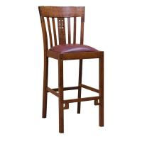 Greene & Greene Bar Stool