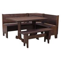 Brown Maple Nook Set