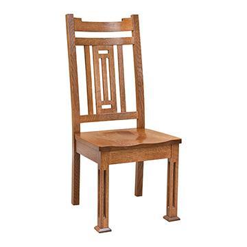 Parker Mission Side Chair