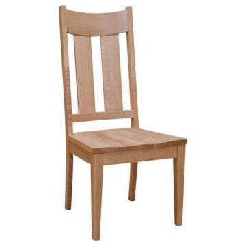 Lilac Oak Side Chair
