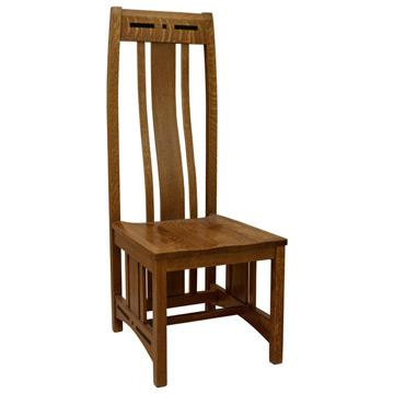 Amish Mission Vail Vegas Side Chair