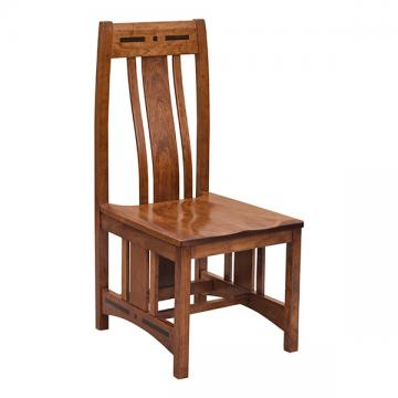 Vail Vegas Low Back Side Chair