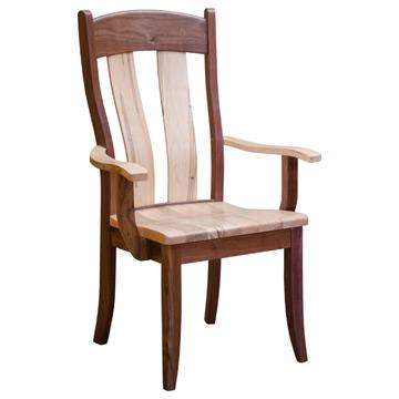 Amish Mission Austin Arm Chair