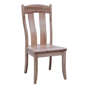 Austin Side Chair - Wormy Maple