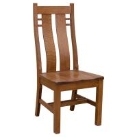Amish Bungalow Side Chair