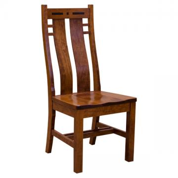 Amish Mission Bungalow Side Chair