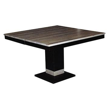 Alcoe Square Single  Pedestal