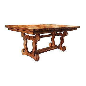 Artanna Trestle Dining Table
