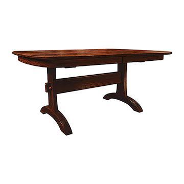Cedar Creek Trestle Dining Table