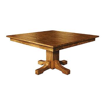 Square Mission Dining Table