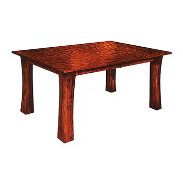 Woodbury Leg Dining Table