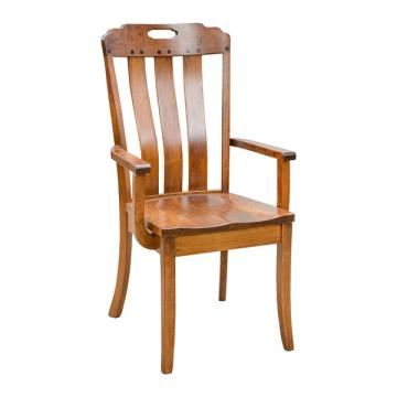 Curlew Greene Arm Chair