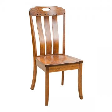Curlew Greene Side Chair