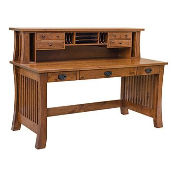 Deluxe Library Desk