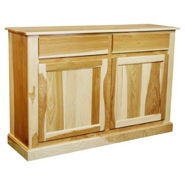 Hickory Mission Buffet Cabinet
