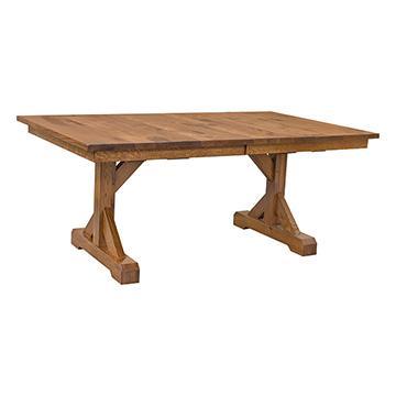 Barn Floor Plank Table