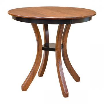 2-Tone Carlyle Bar Table