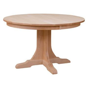 48 Inch Round Dining Table With Leaf