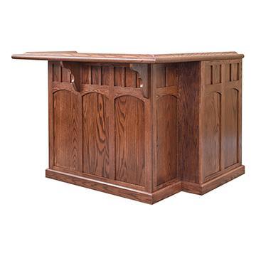 craftsman furniture.  Furniture Custom Mission U0027Lu0027 Bar To Craftsman Furniture C